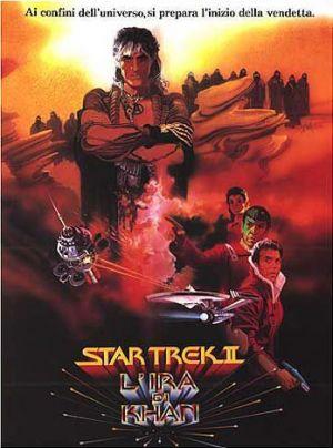 Star Trek II: The Wrath of Khan 348x469