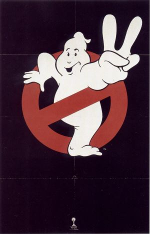 Ghostbusters II Key art