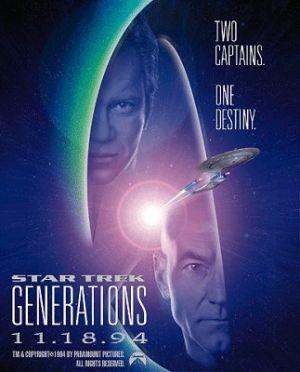 Star Trek: Generations 323x400