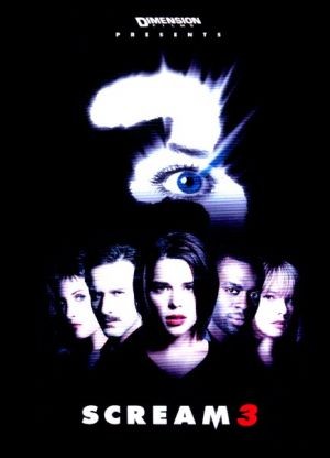 Scream 3 Cover