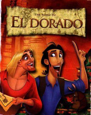 The Road to El Dorado 461x579
