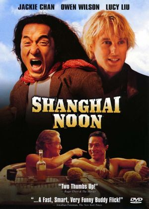 Shanghai Noon Cover