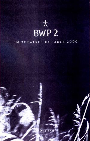 Book of Shadows: Blair Witch 2 482x752