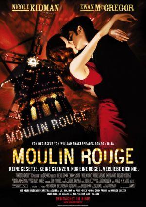 Moulin Rouge! 990x1400