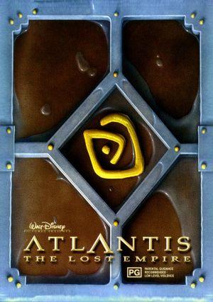 Atlantis - Das Geheimnis der verlorenen Stadt 876x1243