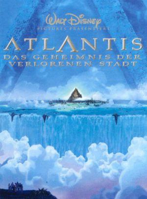 Atlantis - Das Geheimnis der verlorenen Stadt 473x640