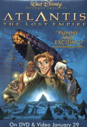 Atlantis - Das Geheimnis der verlorenen Stadt 412x598