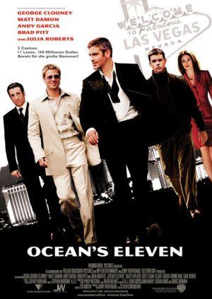 Ocean's Eleven 496x700
