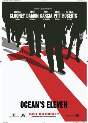 Ocean's Eleven 1008x1400