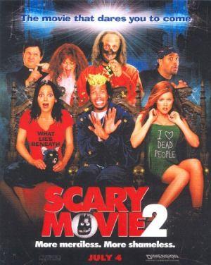 Scary Movie 2 450x564