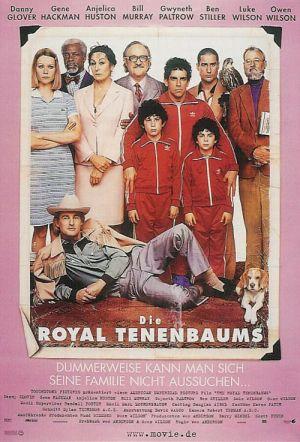 The Royal Tenenbaums 500x737