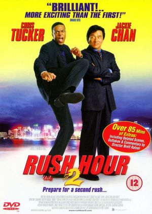Rush Hour 2 Cover