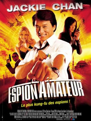 Jackie Chan - Spion wider Willen 600x800