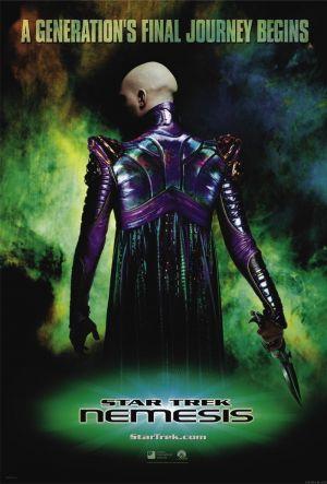 Star Trek: Nemesis 1000x1478