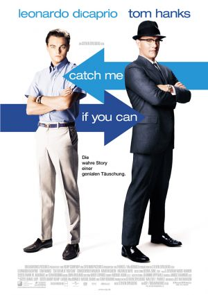 Catch Me If You Can 989x1400