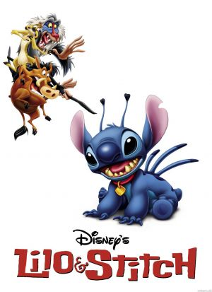 Lilo & Stitch 1008x1386