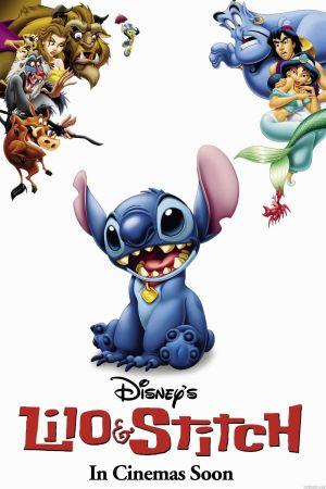 Lilo & Stitch 1000x1500
