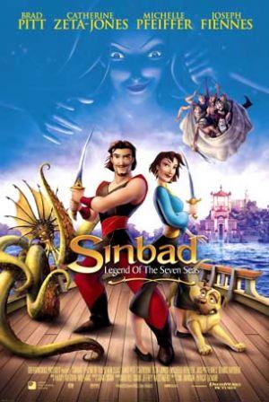 Szindbád - A hét tenger legendája 305x455