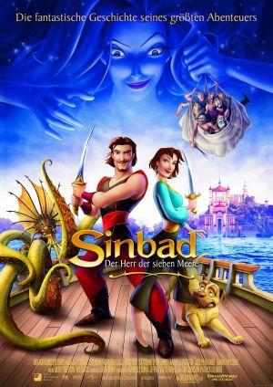 Sinbad: Legend of the Seven Seas 990x1400