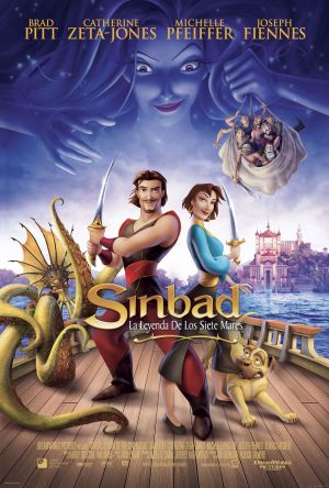 Sinbad: Legend of the Seven Seas 1000x1481