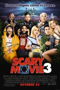 Scary Movie 3 poster