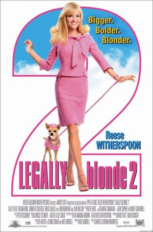 Legally Blonde 2: Red, White & Blonde 780x1185
