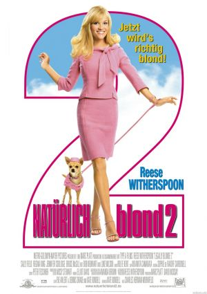 Legally Blonde 2: Red, White & Blonde 989x1400