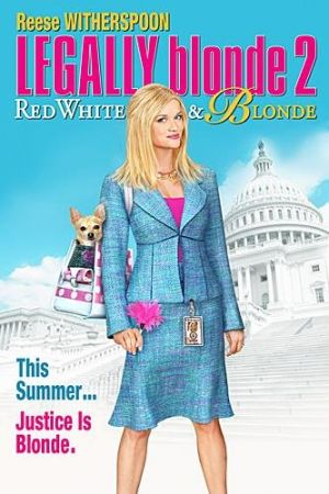 Legally Blonde 2: Red, White & Blonde 333x500