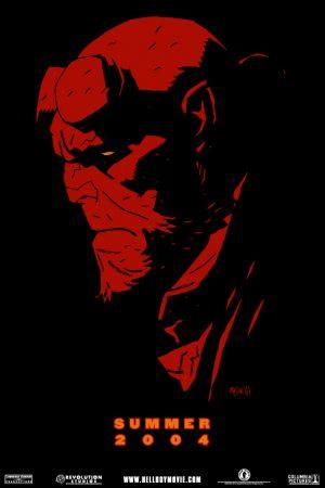 Hellboy 537x805