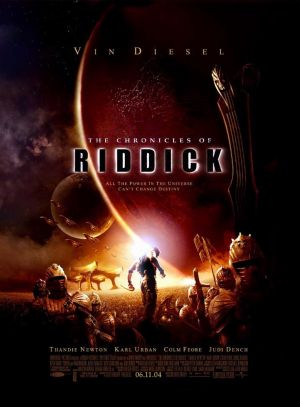 The Chronicles of Riddick 737x1000