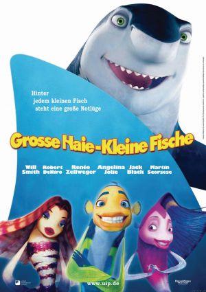 Shark Tale 989x1400