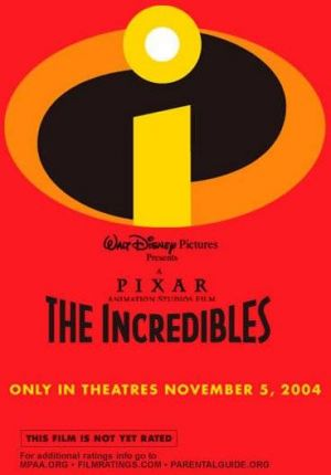 The Incredibles 368x528