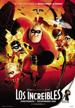The Incredibles 657x945