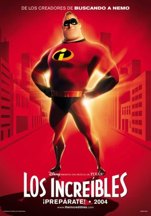 The Incredibles 663x945