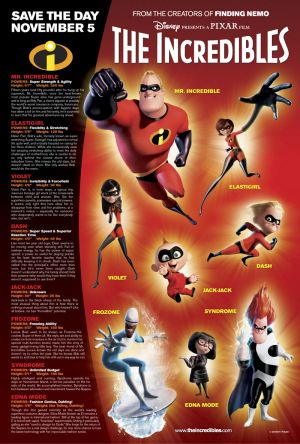 The Incredibles 800x1185