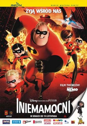 The Incredibles 417x600