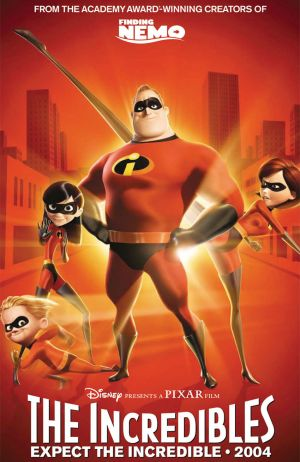 The Incredibles 850x1308