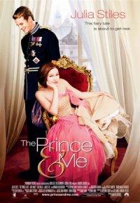 The Prince & Me poster