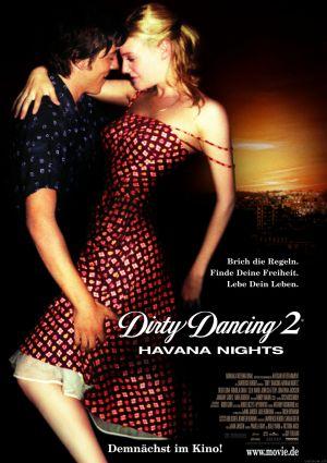 Dirty Dancing: Havana Nights 989x1400