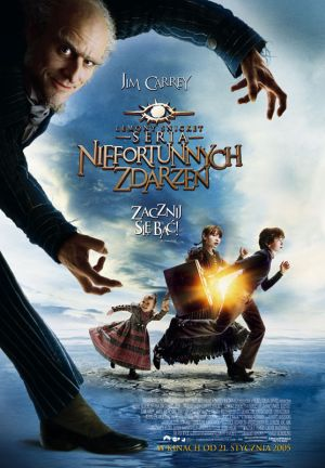 A Series of Unfortunate Events 556x800