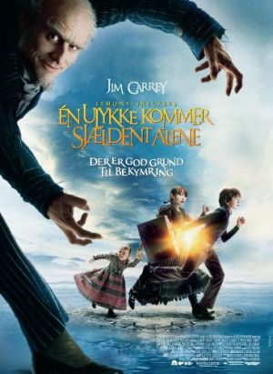 A Series of Unfortunate Events 365x500