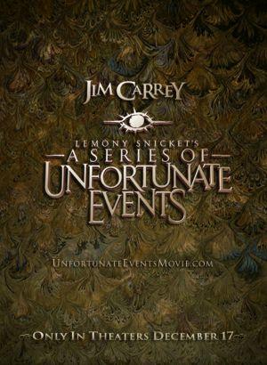 Lemony Snicket, una serie de eventos desafortunados 656x896