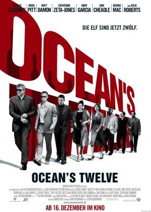 Ocean's Twelve 998x1400