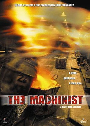The Machinist 300x420