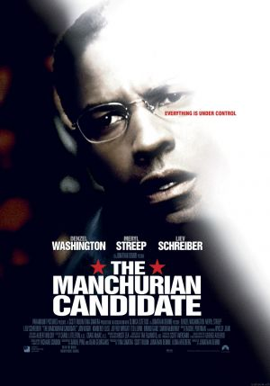The Manchurian Candidate poster. C**yright by respective production studio and/or distributor