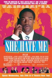 She Hate Me poster