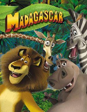 Madagascar 388x500