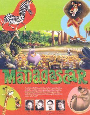 Madagascar 586x747