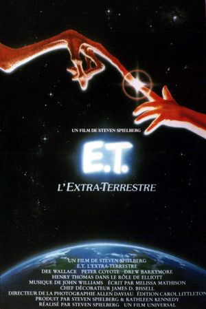 E.T. the Extra-Terrestrial 744x1113