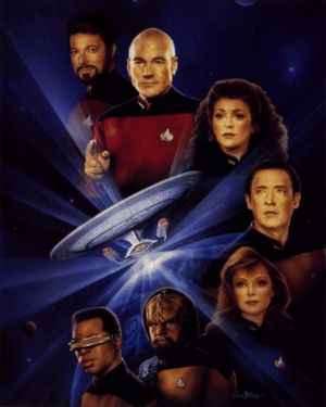 Star Trek: The Next Generation 804x1005